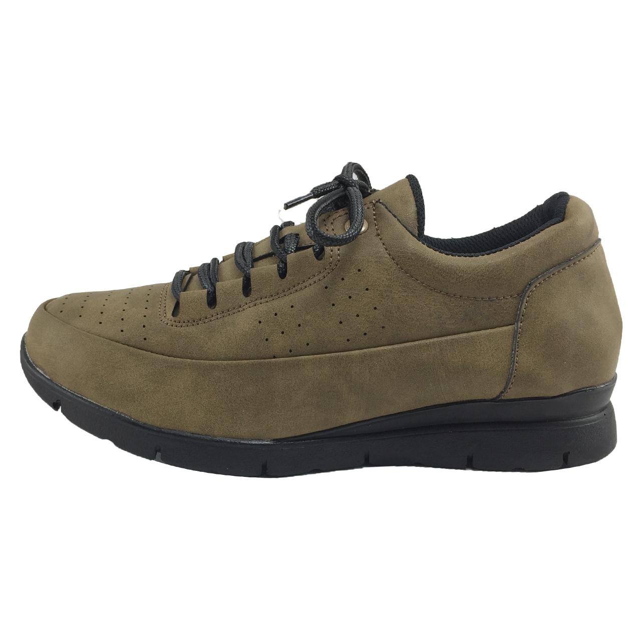 کفش پیاده روی زنانه مدل B148 رنگ سدری