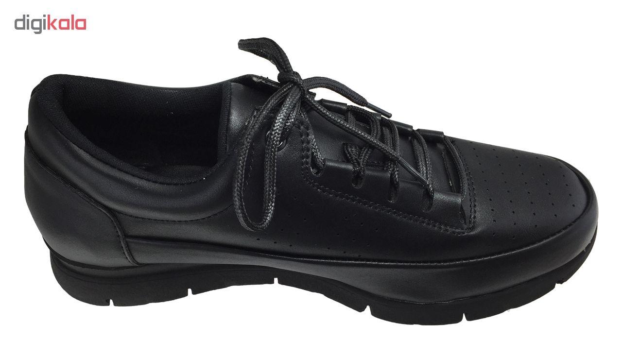 کفش پیاده روی زنانه مدل B108 رنگ مشکی