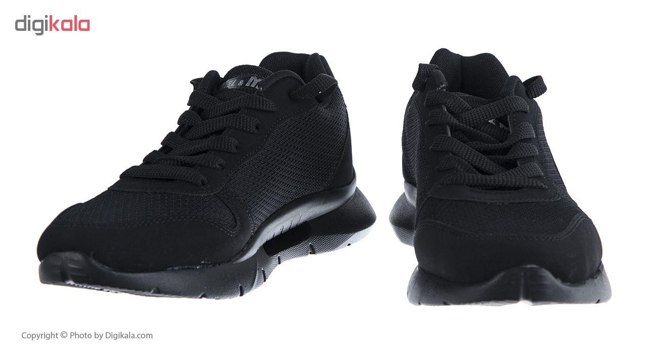کفش مخصوص پیاده روی زنانه مل اند موژ مدل W114-1 -  - 5