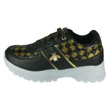 کفش زنانه مدل پولکی B414