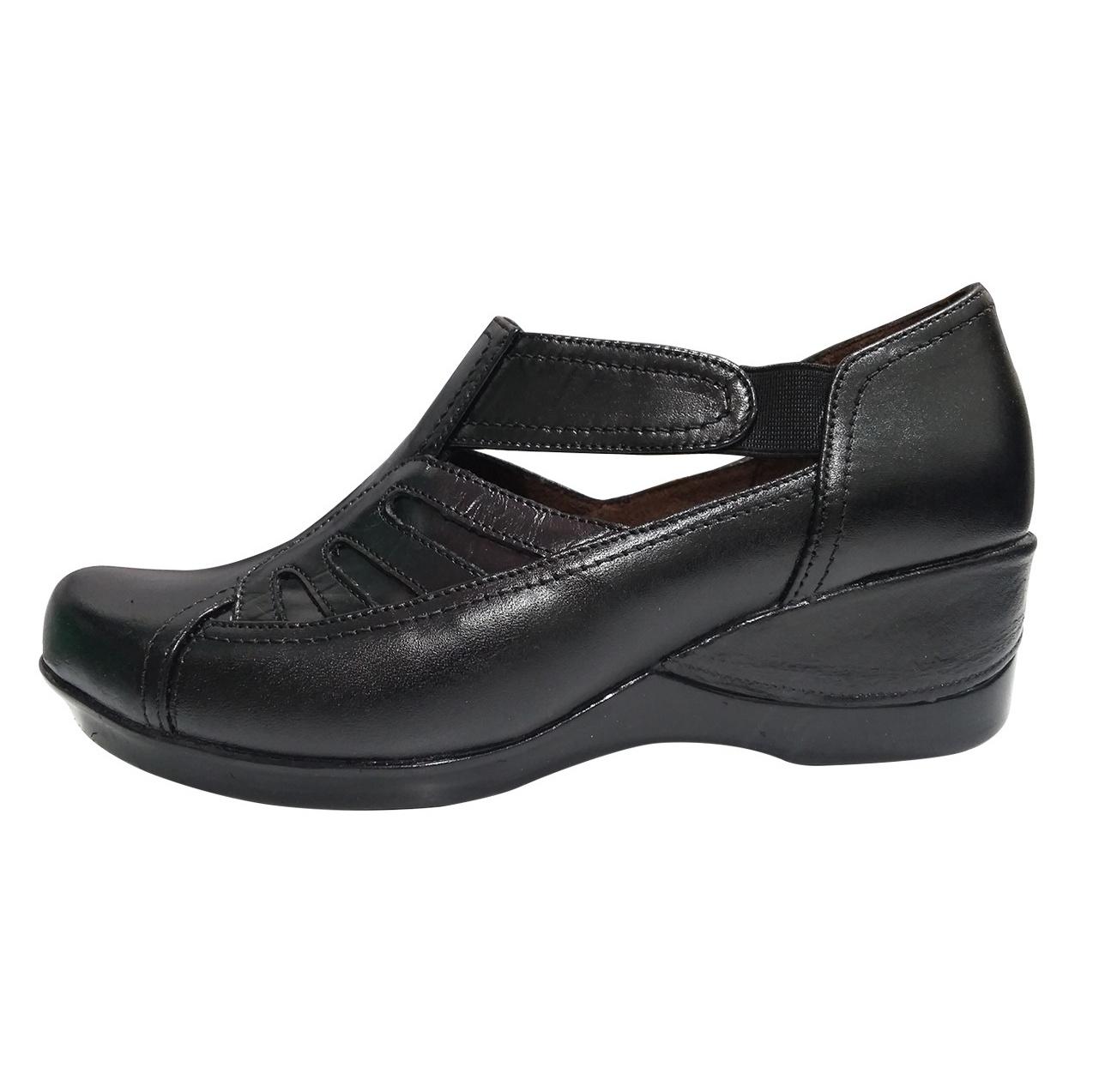 خرید                      کفش روزمره زنانه روشن مدل 495 کد 01