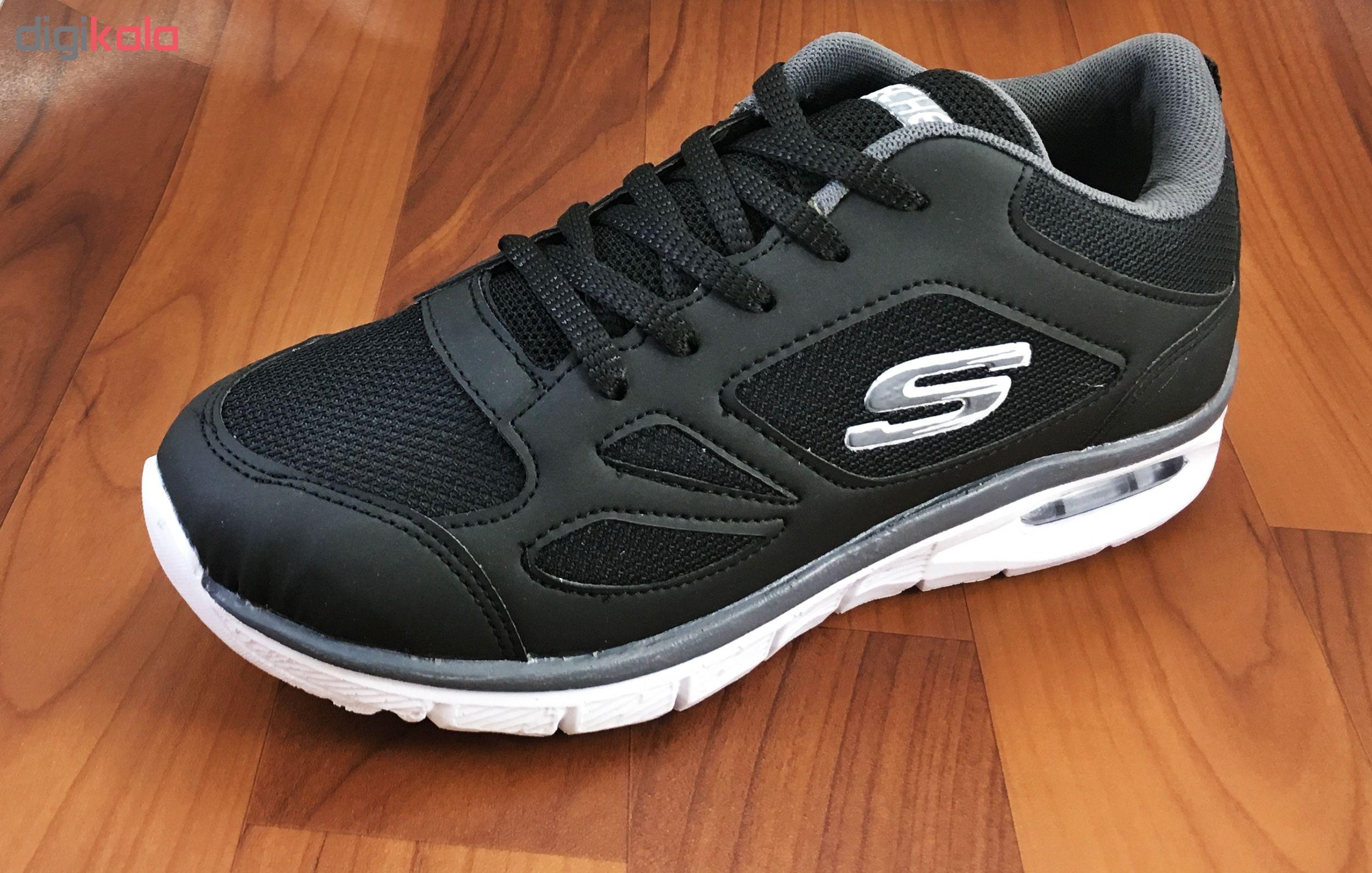 کفش مخصوص پیاده روی زنانه مدل آیسان کد 3611
