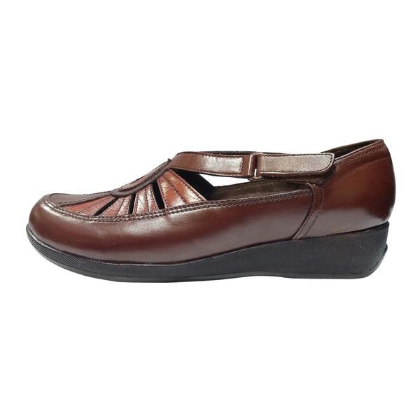 کفش زنانه روشن مدل 112 کد 02