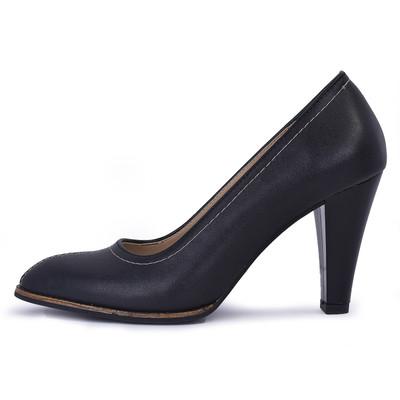 تصویر کفش پاشنه دار زنانه کد 10171