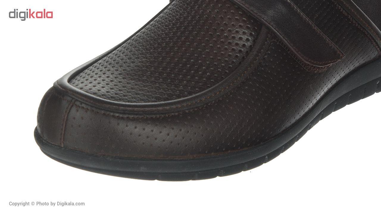 کفش زنانه شیفر مدل 5167A-DBR main 1 3