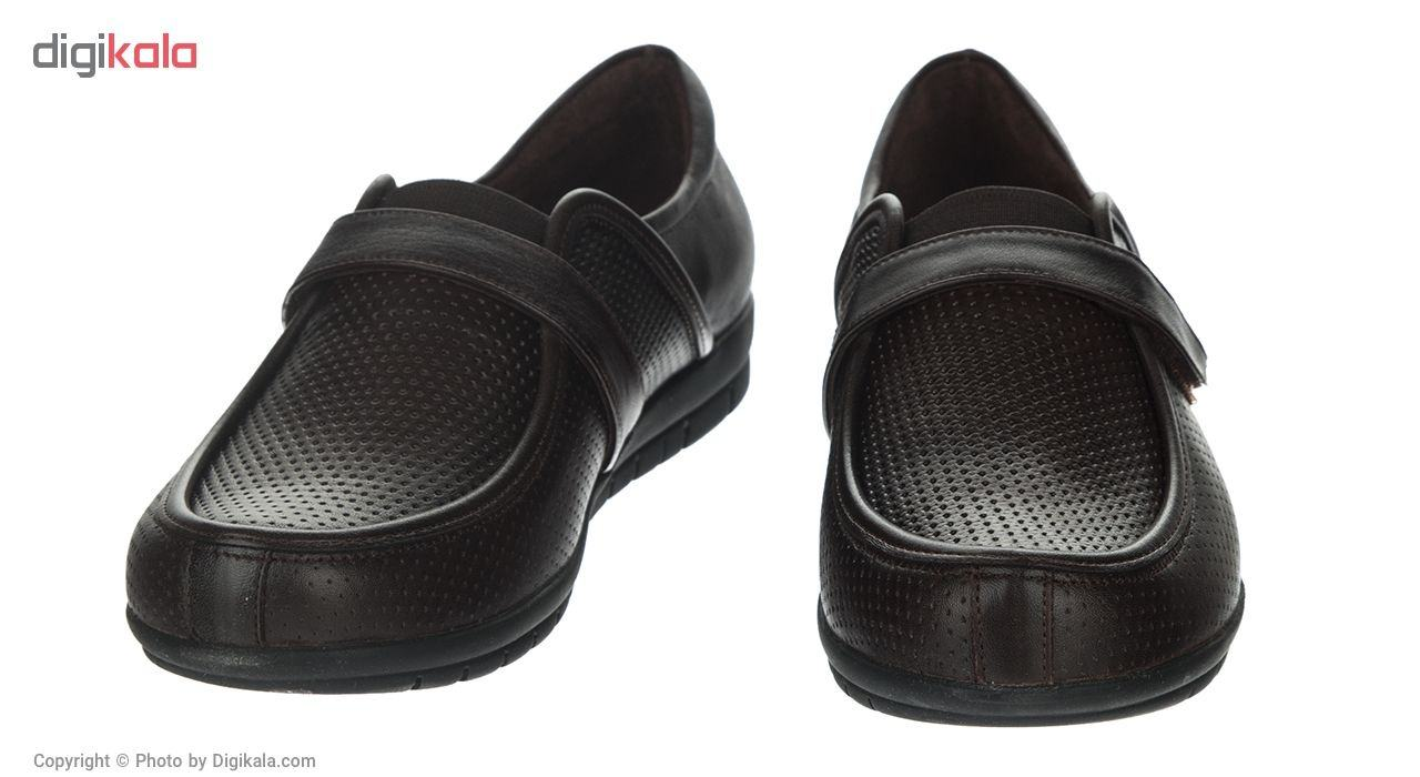 کفش زنانه شیفر مدل 5167A-DBR main 1 4