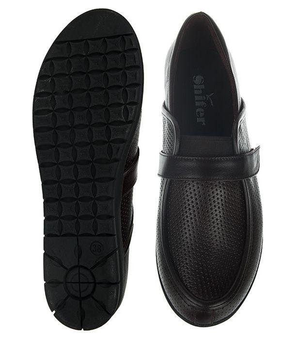 کفش زنانه شیفر مدل 5167A-DBR main 1 6