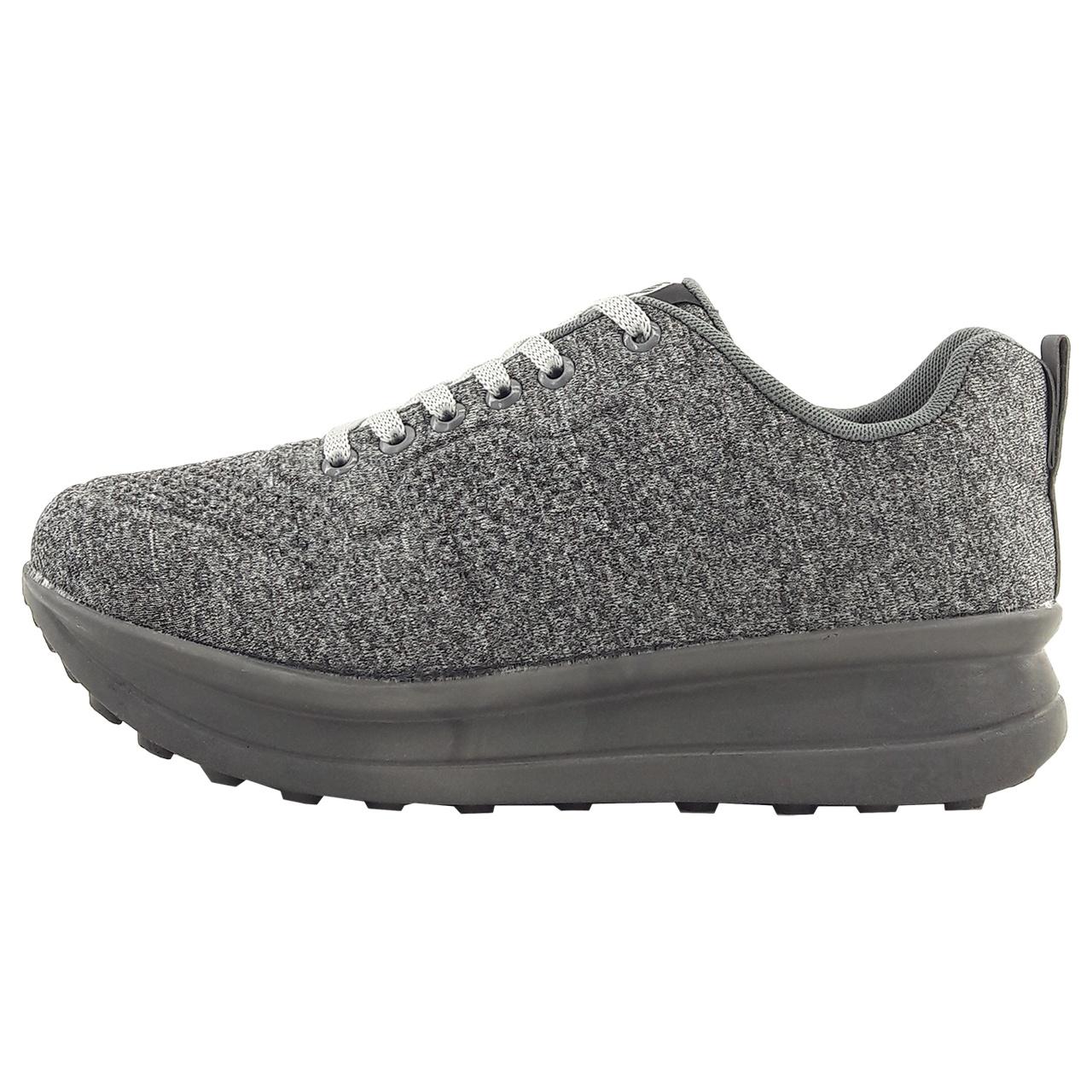 کفش مخصوص پیاده روی زنانه سی پی ان مدل sd.gry01