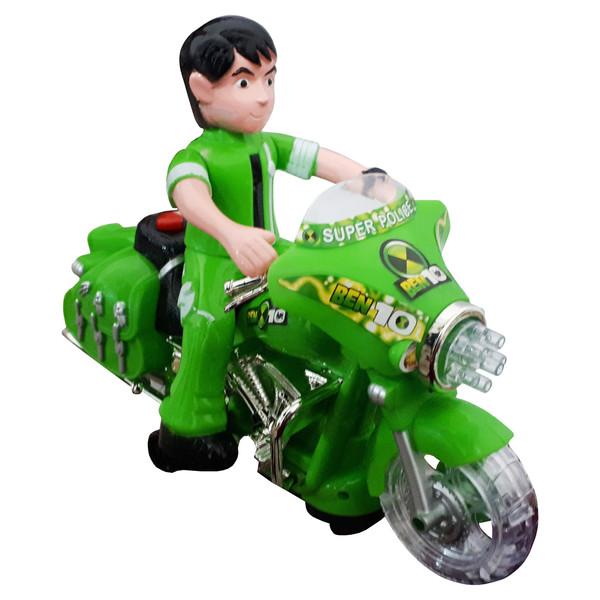 موتور بازی طرح بن تن کد 336