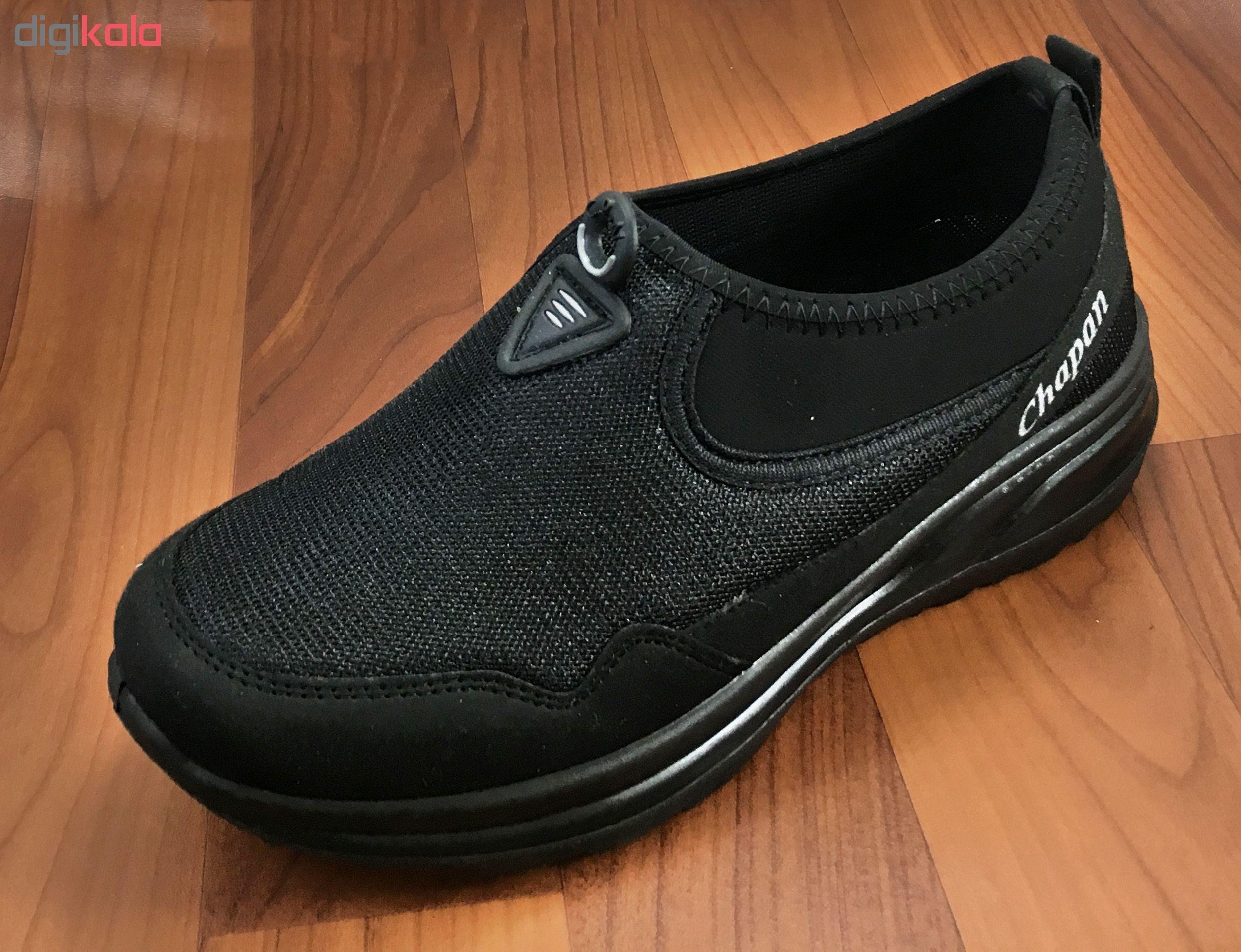 کفش مخصوص پیاده روی زنانه چپان کد 3665 main 1 2