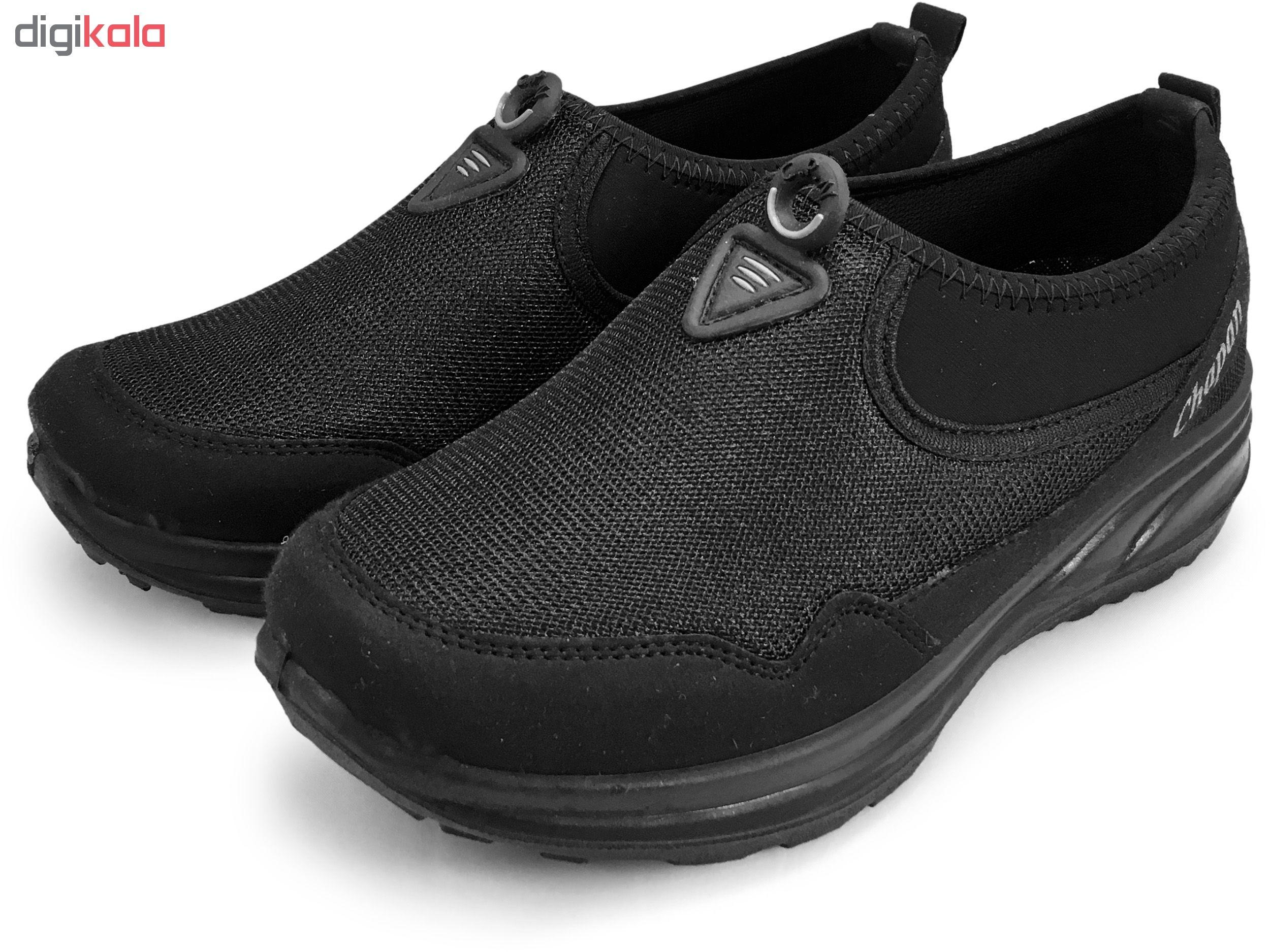 کفش مخصوص پیاده روی نه چپان کد 3665