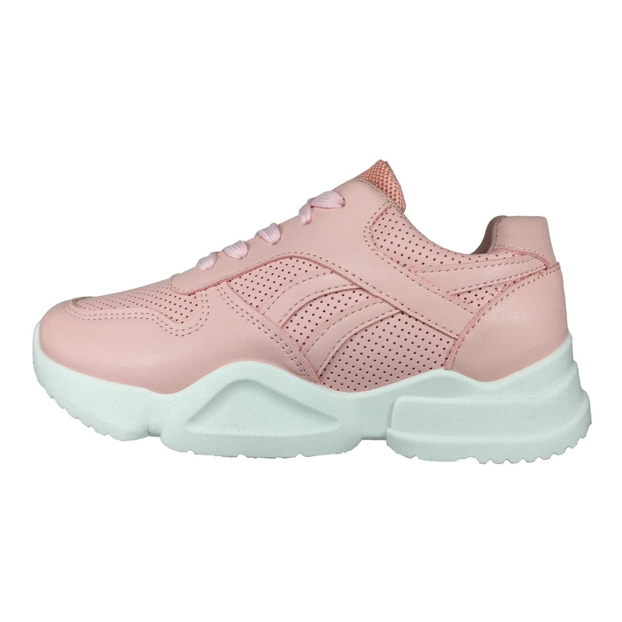 کفش زنانه مدل B455 رنگ صورتی