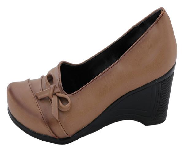 کفش زنانه عالیجناب کد KL205201LBR