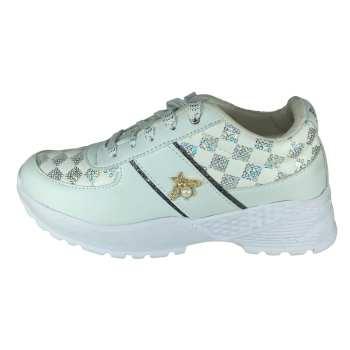 کفش زنانه مدل پولکی B412