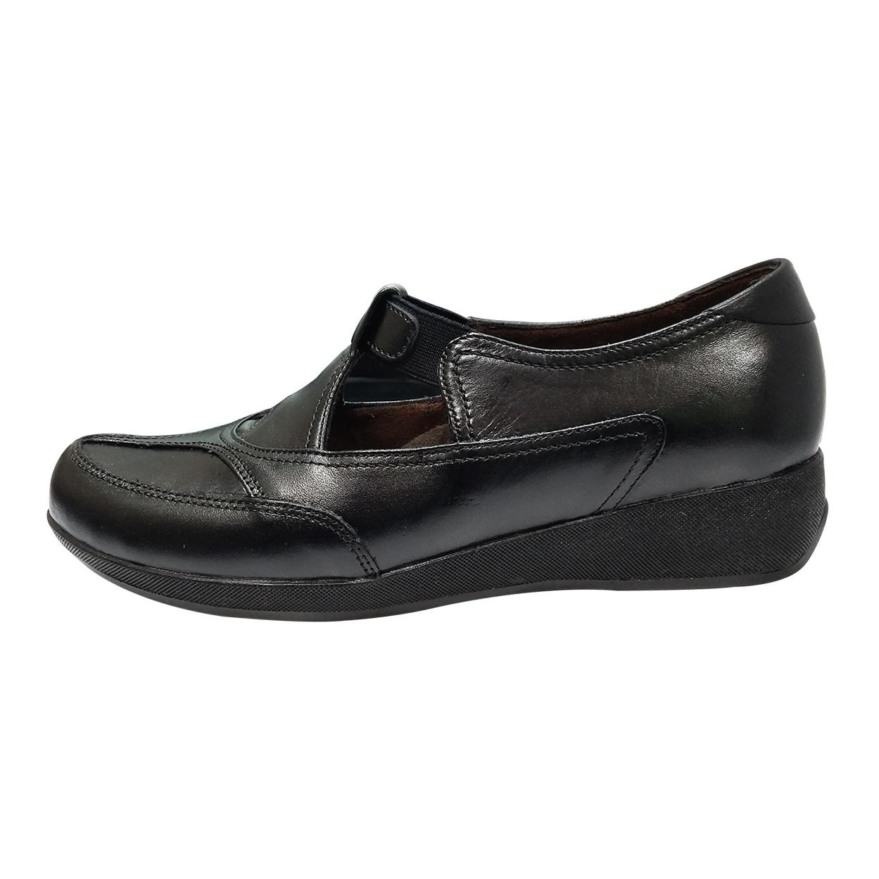 خرید                      کفش روزمره زنانه روشن مدل 207 کد 01