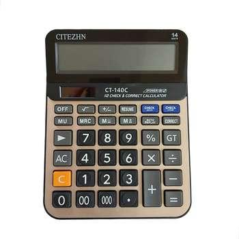 تصویر ماشین حساب سیتژن مدل ct-140c