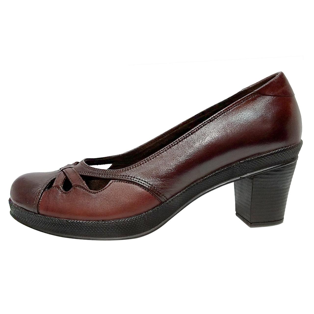 خرید                      کفش زنانه روشن مدل 275 کد 02