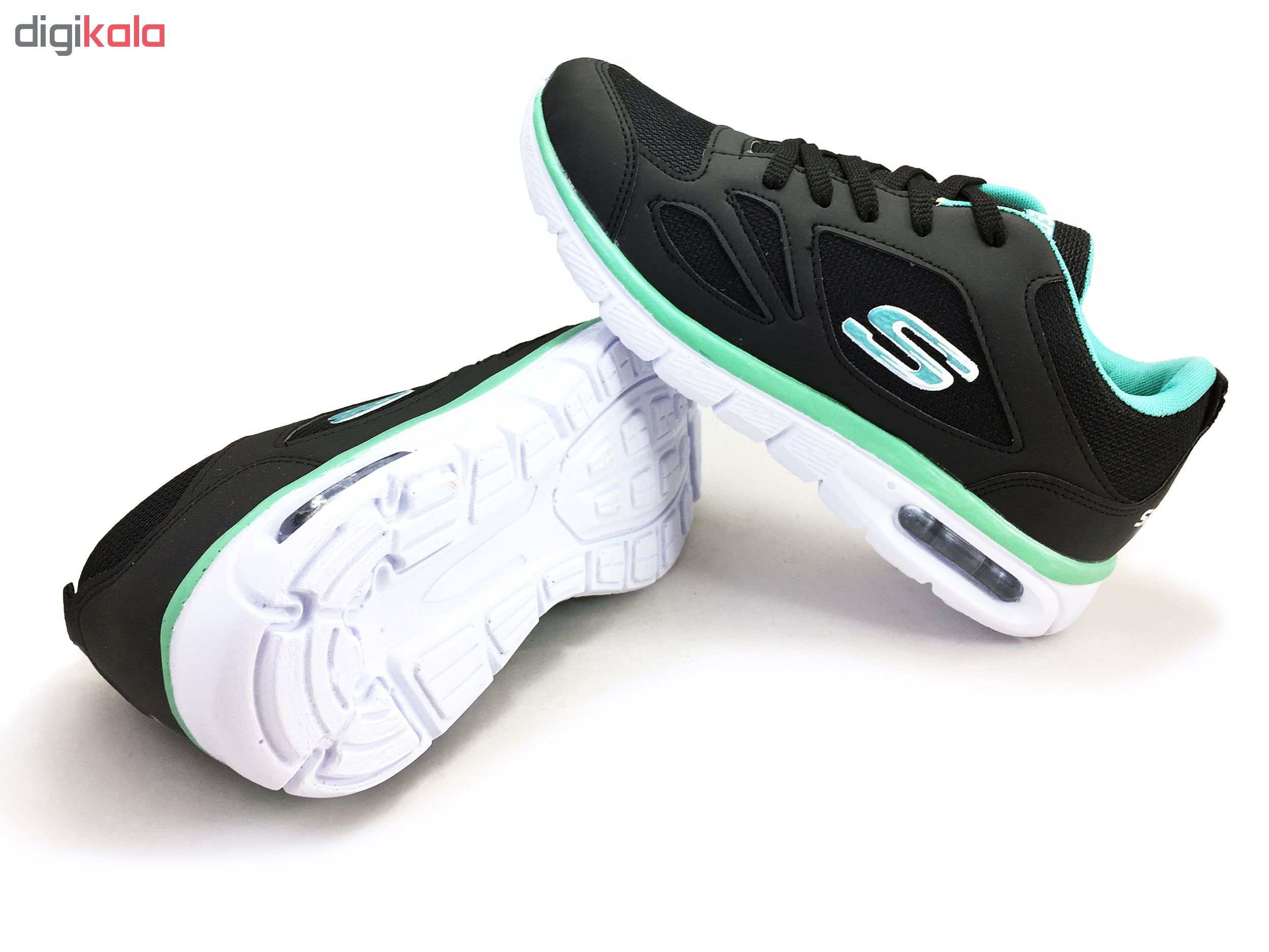 کفش مخصوص پیاده روی زنانه مدل آیسان کد 3615