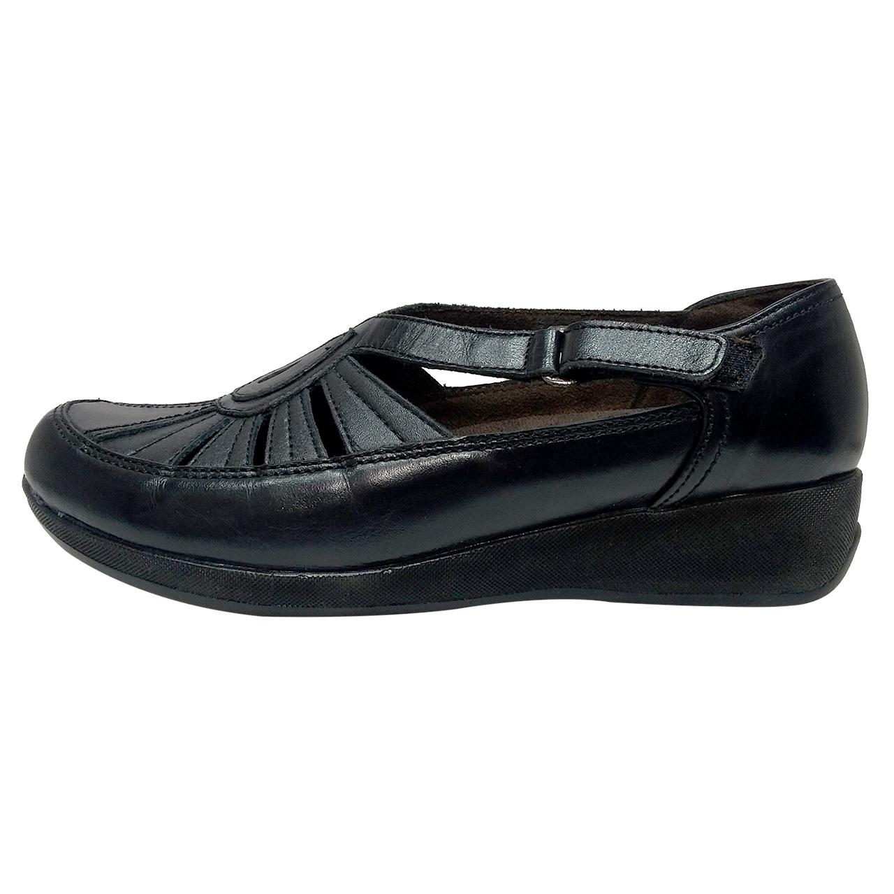خرید                      کفش زنانه روشن مدل 112 کد 01