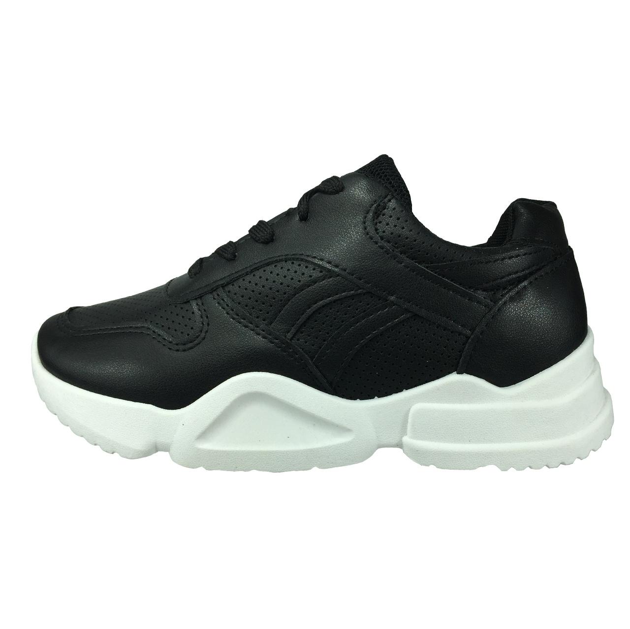 کفش زنانه مدل B456 رنگ مشکی