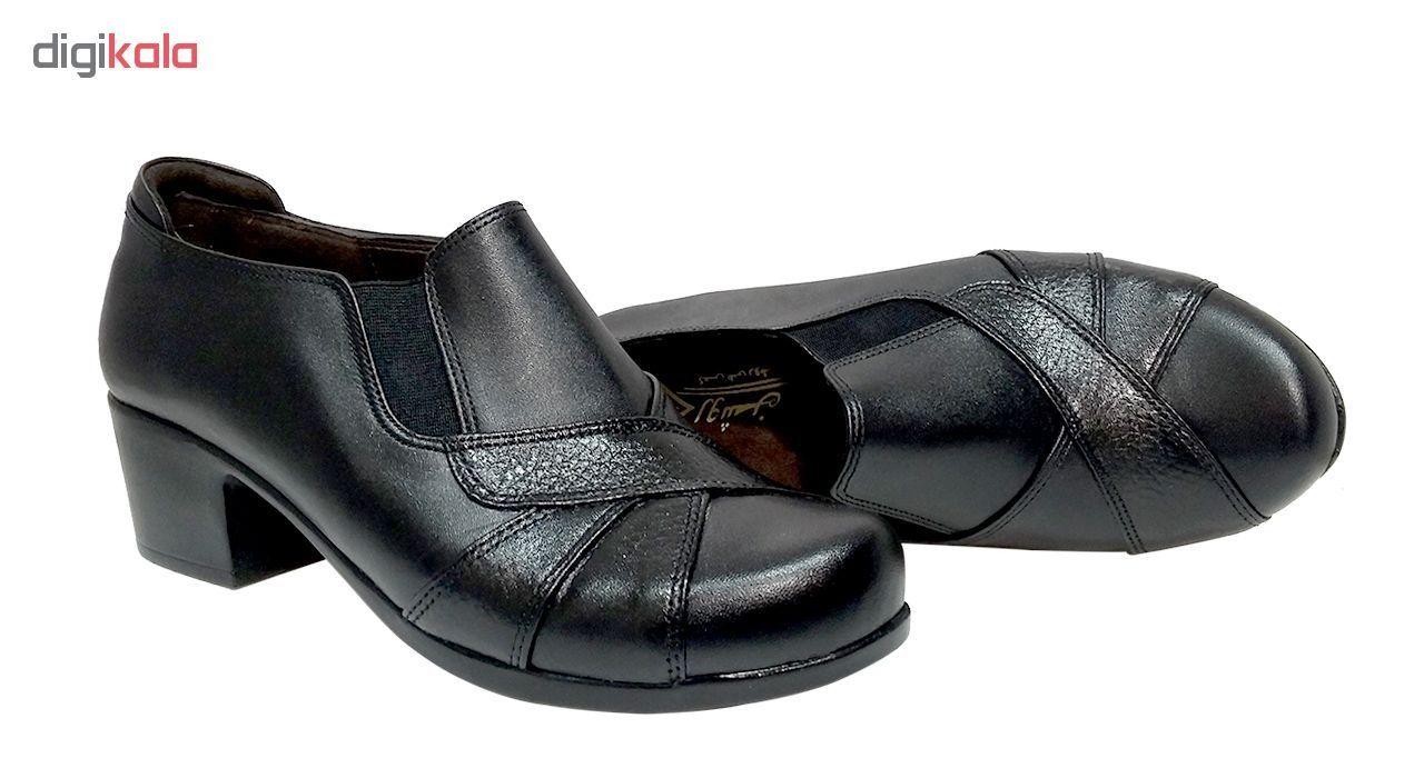 کفش زنانه روشن مدل 565 کد 01 -  - 3