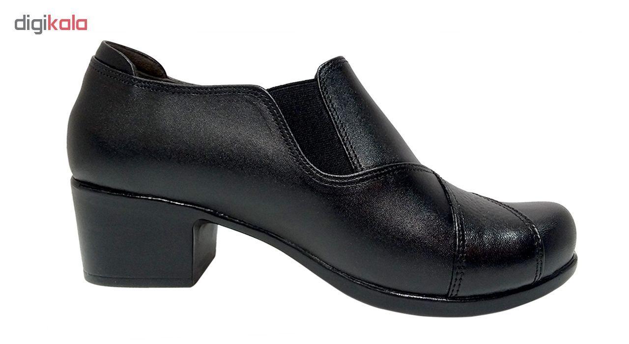 کفش زنانه روشن مدل 565 کد 01 -  - 5