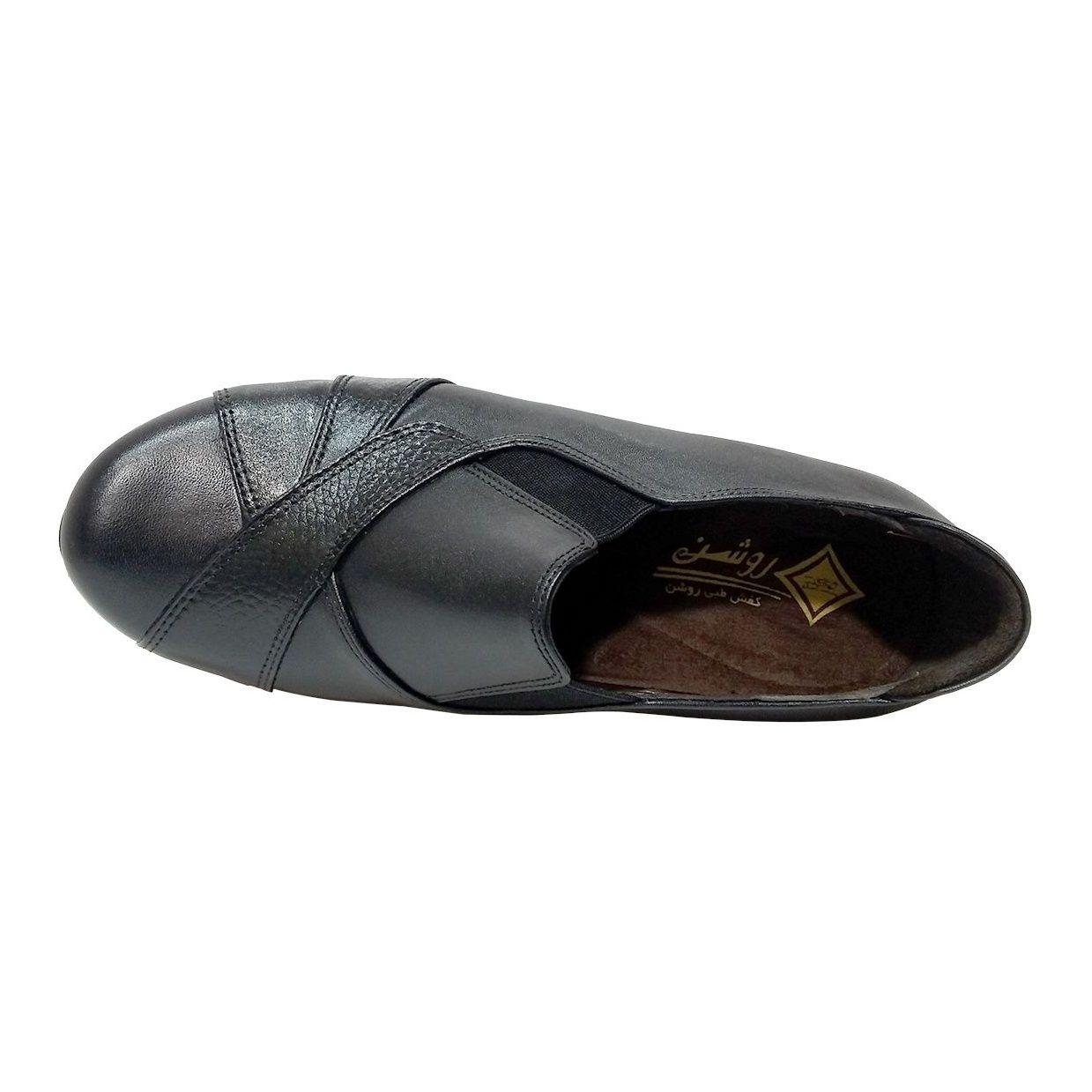 کفش زنانه روشن مدل 565 کد 01 -  - 6