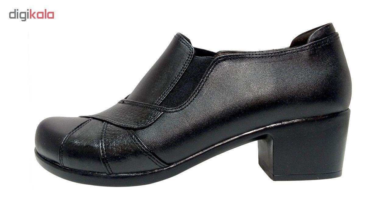 کفش زنانه روشن مدل 565 کد 01 -  - 7