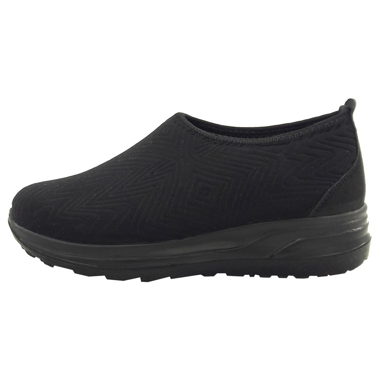 کفش مخصوص پیاده روی زنانه مدل Cpn comfort bl01