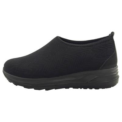 تصویر کفش مخصوص پیاده روی زنانه مدل Cpn comfort bl01