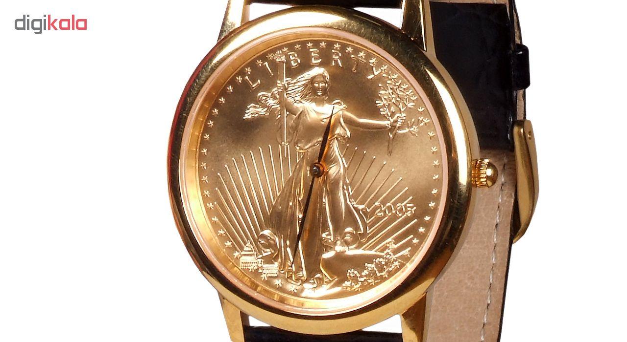 ساعت مچی عقربه ای مردانه لیبرتی مدل 31              ارزان