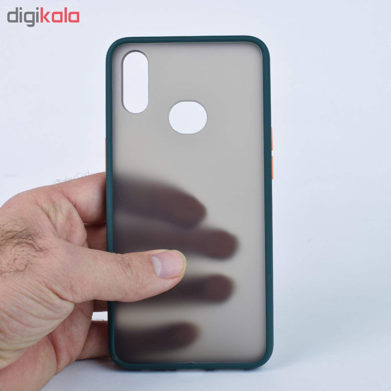 کاور مدل Slico01 مناسب برای گوشی موبایل سامسونگ Galaxy A20S main 1 2
