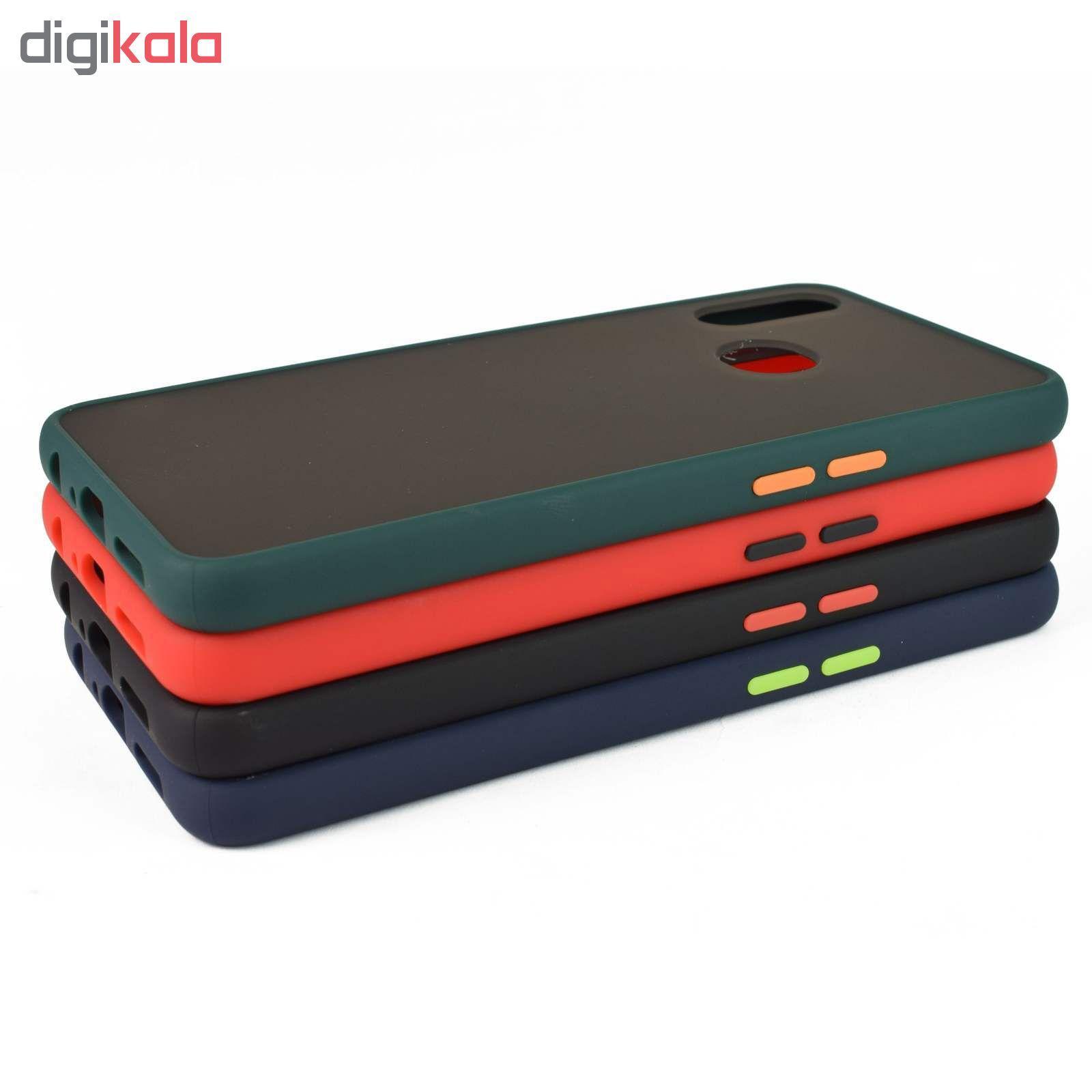 کاور مدل Slico01 مناسب برای گوشی موبایل سامسونگ Galaxy A20S main 1 5