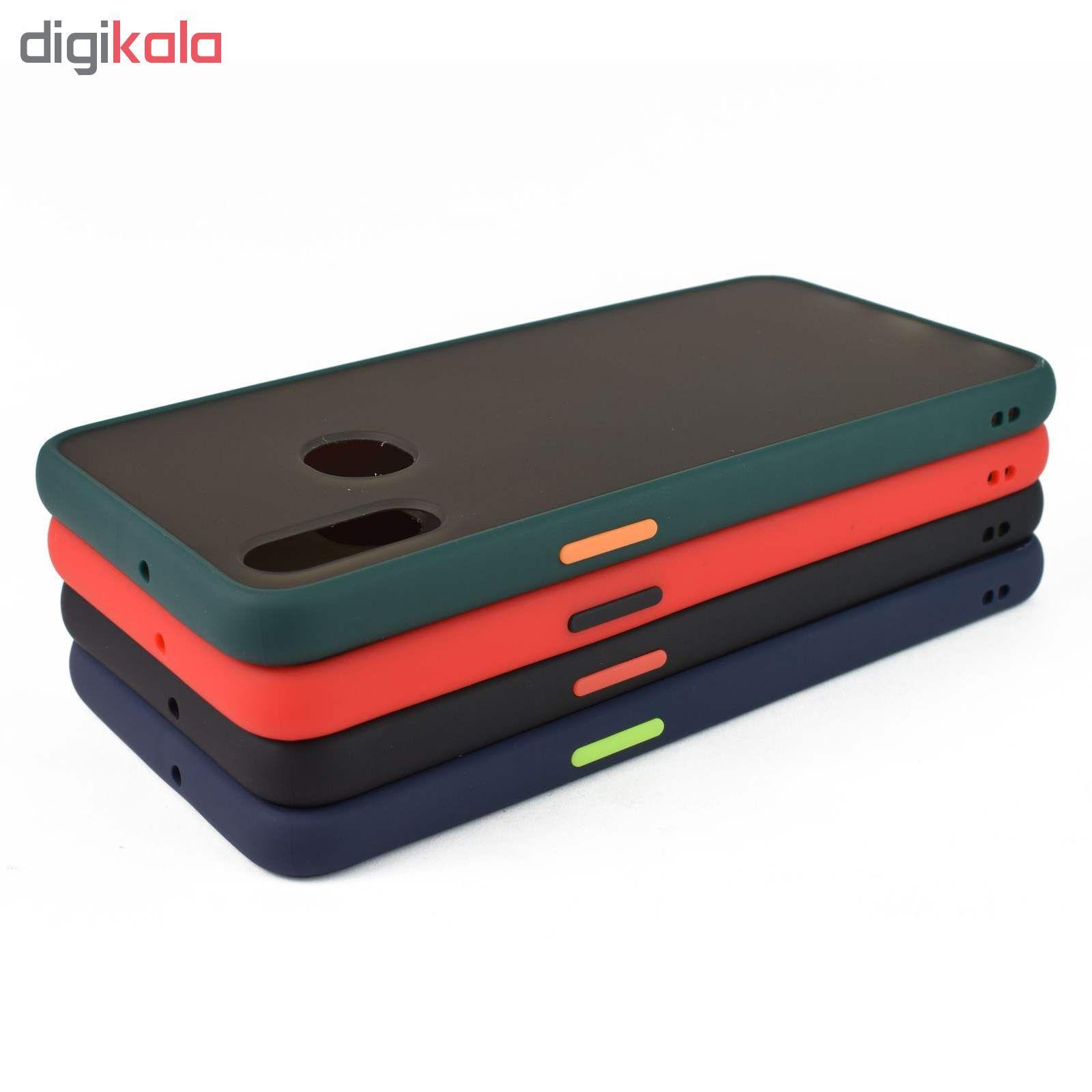 کاور مدل Slico01 مناسب برای گوشی موبایل سامسونگ Galaxy A20S