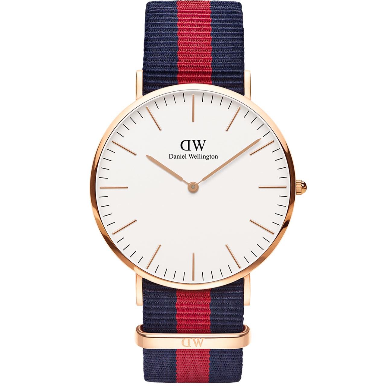 ساعت مچی عقربه ای مردانه دنیل ولینگتون مدل DW00100001