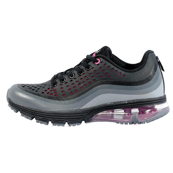 کفش پیاده روی و دویدن زنانه جامپ مدل 16162-B رنگ مشکی
