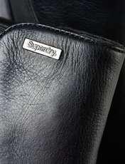 نیم بوت چرم زنانه Fleur Leather Chelsea - سوپردرای - مشکي - 9