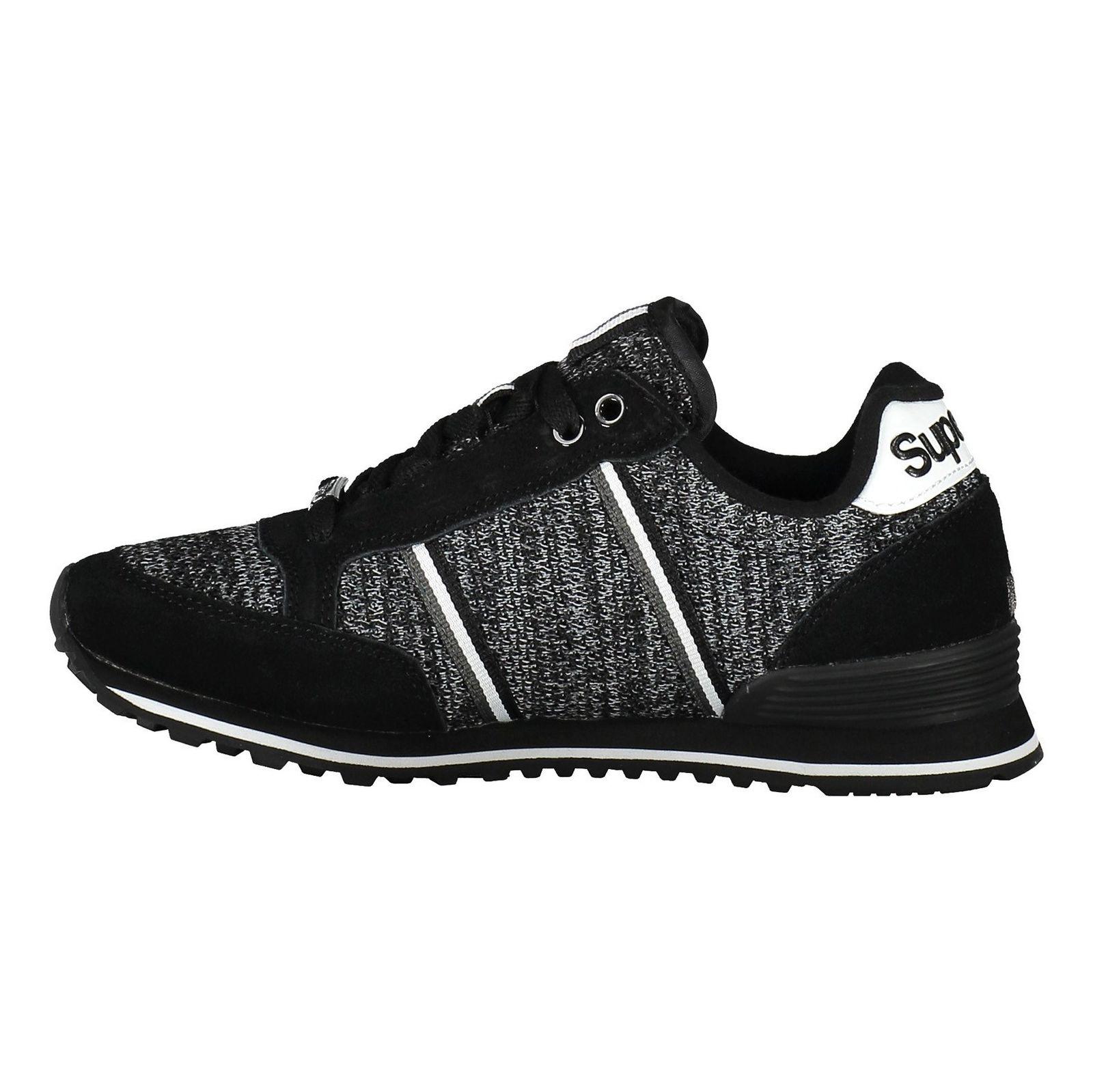 کفش دویدن زنانه FUJI RUNNER - سوپردرای - مشکي - 3