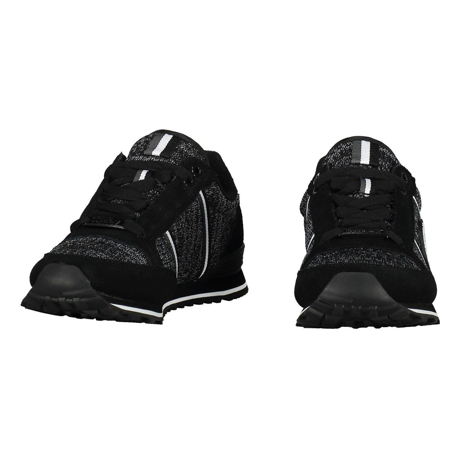 کفش دویدن زنانه FUJI RUNNER - سوپردرای - مشکي - 4