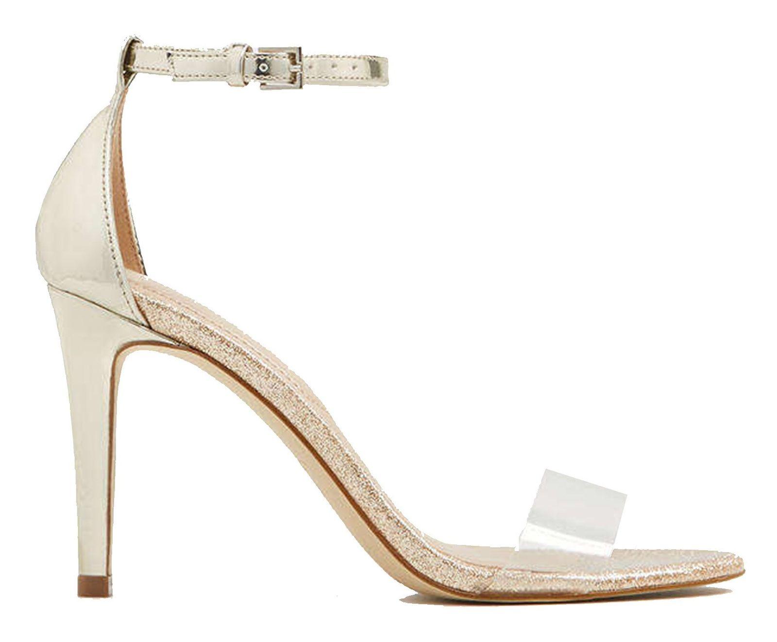 کفش پاشنه بلند زنانه - آلدو - طلايي - 1