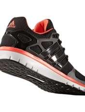 کفش دویدن بندی زنانه Energy Cloud V - آدیداس - مشکي و نارنجي - 5