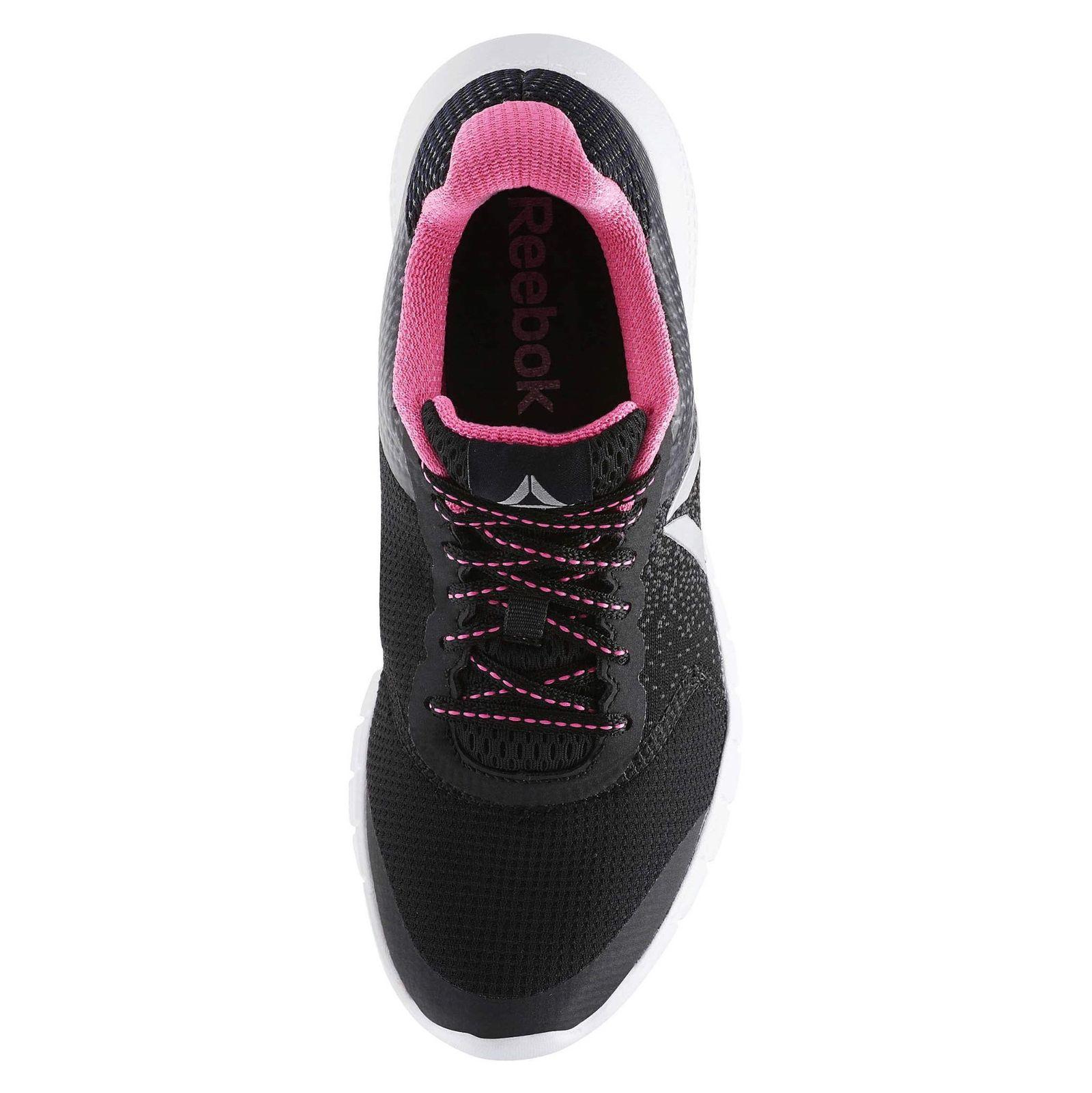 کفش دویدن بندی زنانه Instalite Run - ریباک - مشکي - 5