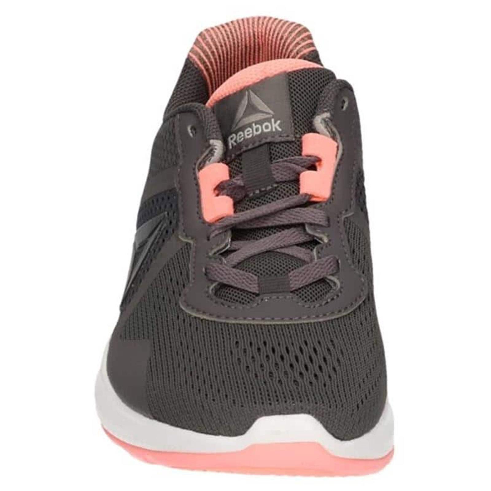 کفش دویدن بندی زنانه Astroride Duo Edge - ریباک - طوسي تيره - 4