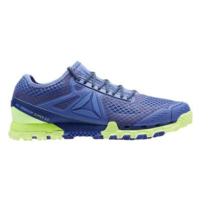 تصویر کفش مخصوص دویدن زنانه ریباک مدل All Terrain Super 3-0