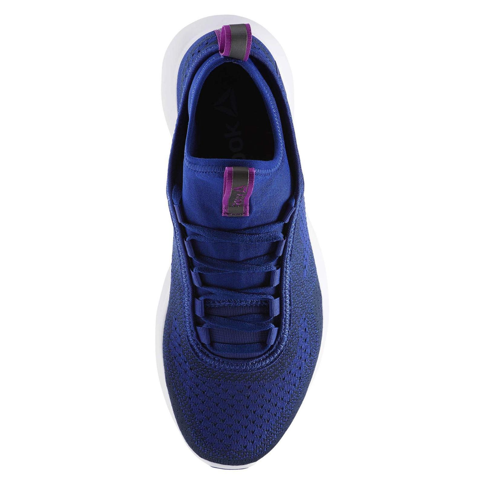 کفش دویدن بندی زنانه Plus Runner Ultraknit - ریباک - آبي - 5