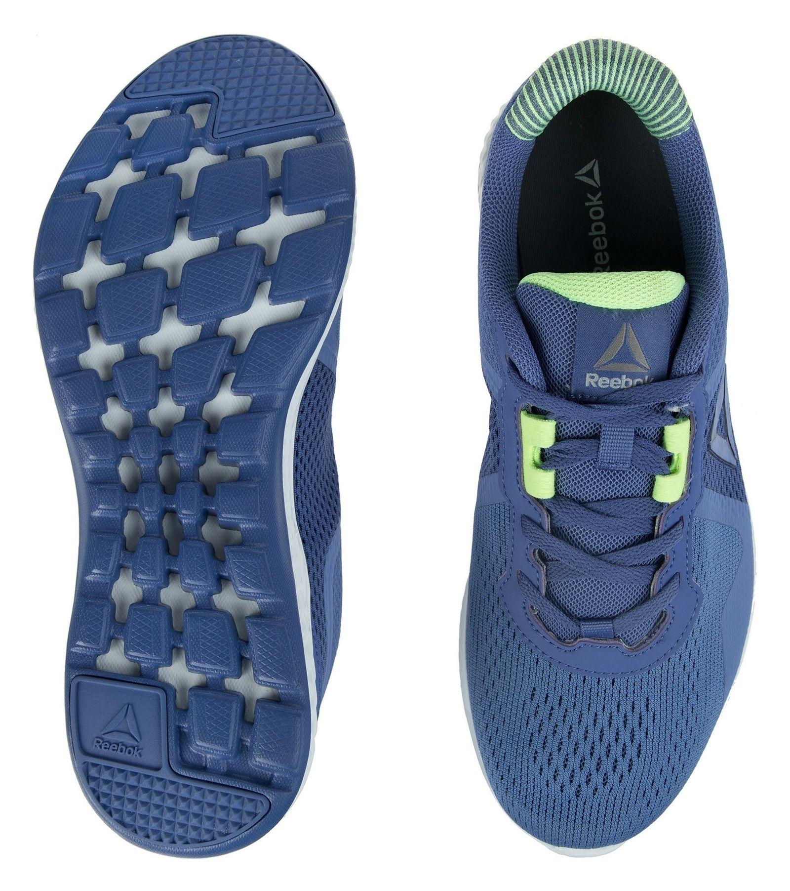 کفش دویدن بندی زنانه Astroride Duo Edge - ریباک - آبي - 2