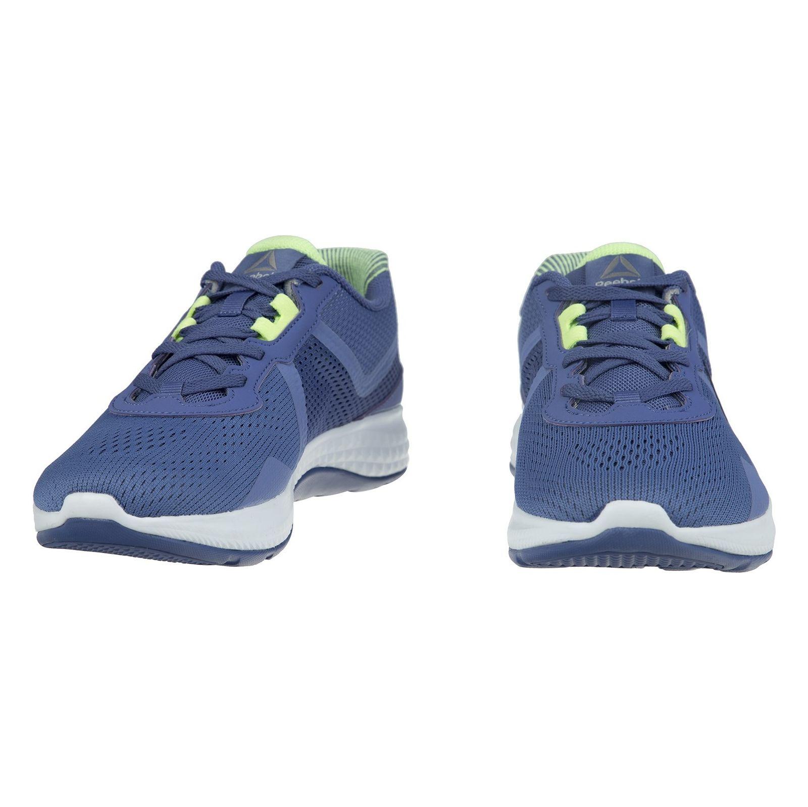 کفش دویدن بندی زنانه Astroride Duo Edge - ریباک - آبي - 4