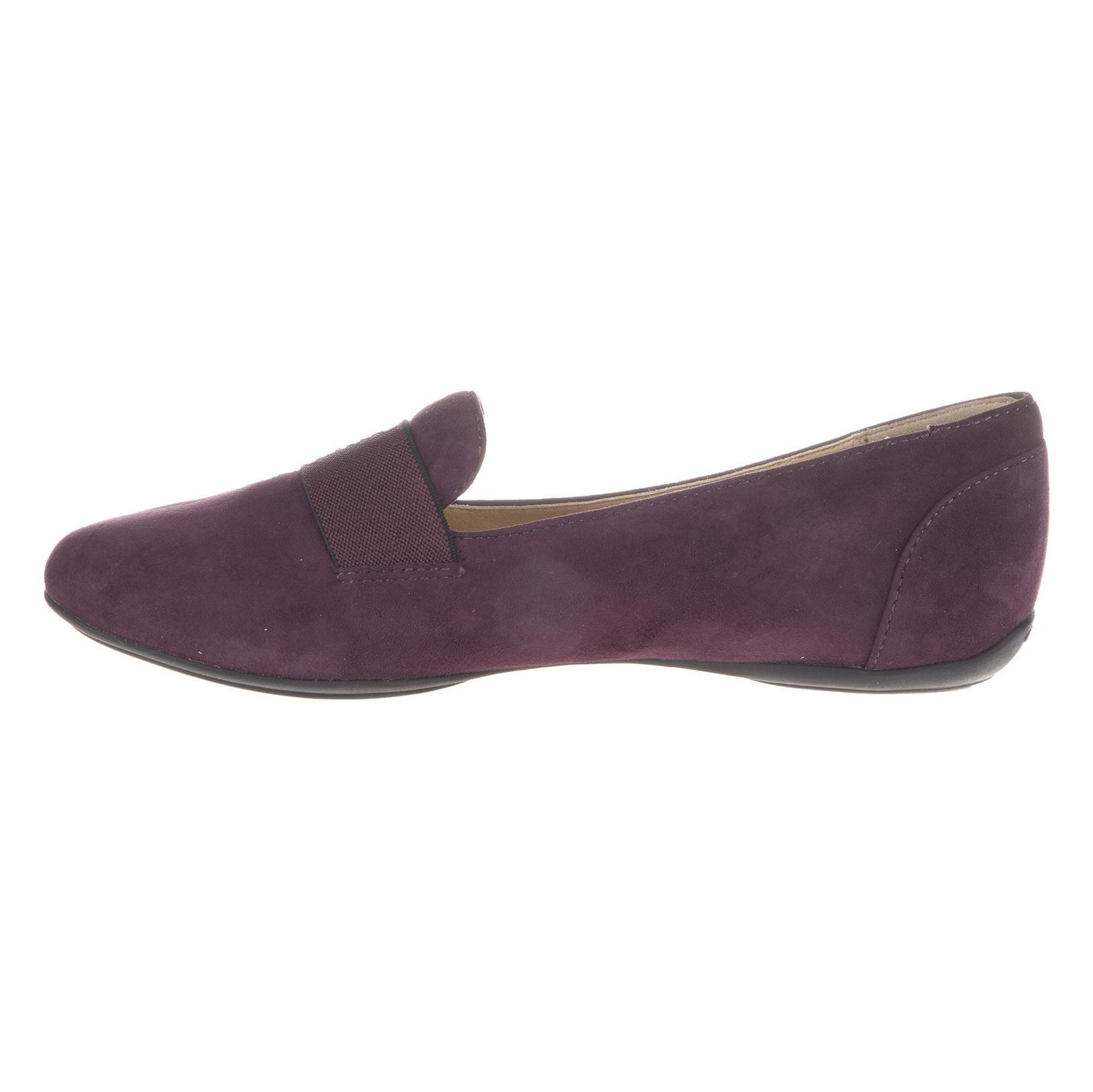 کفش تخت زنانه جی اوکس مدل D34Y7J-00021-C8017 - بنفش - 1