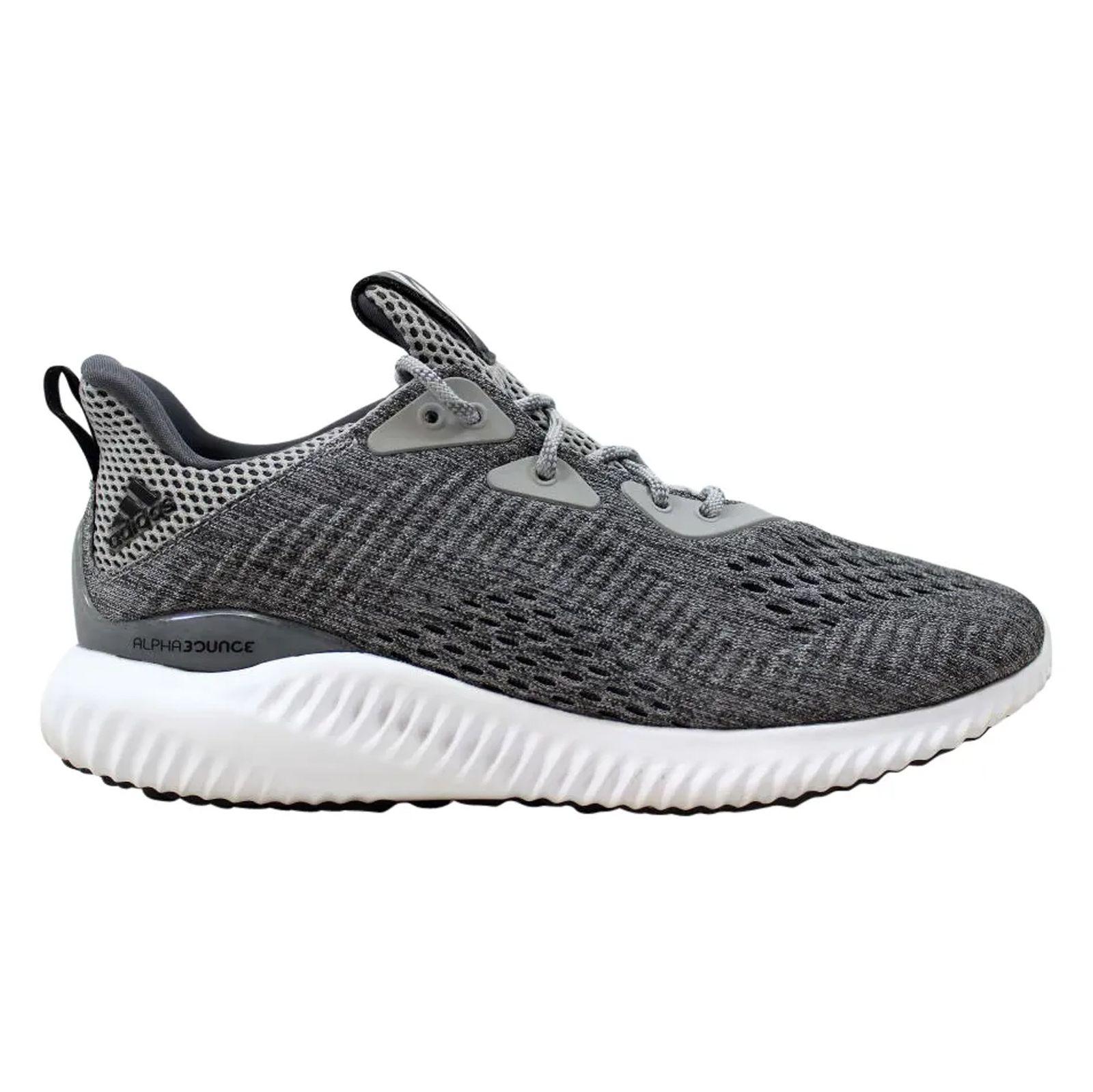 کفش مخصوص دویدن زنانه آدیداس مدل BW1194 - طوسی - 1