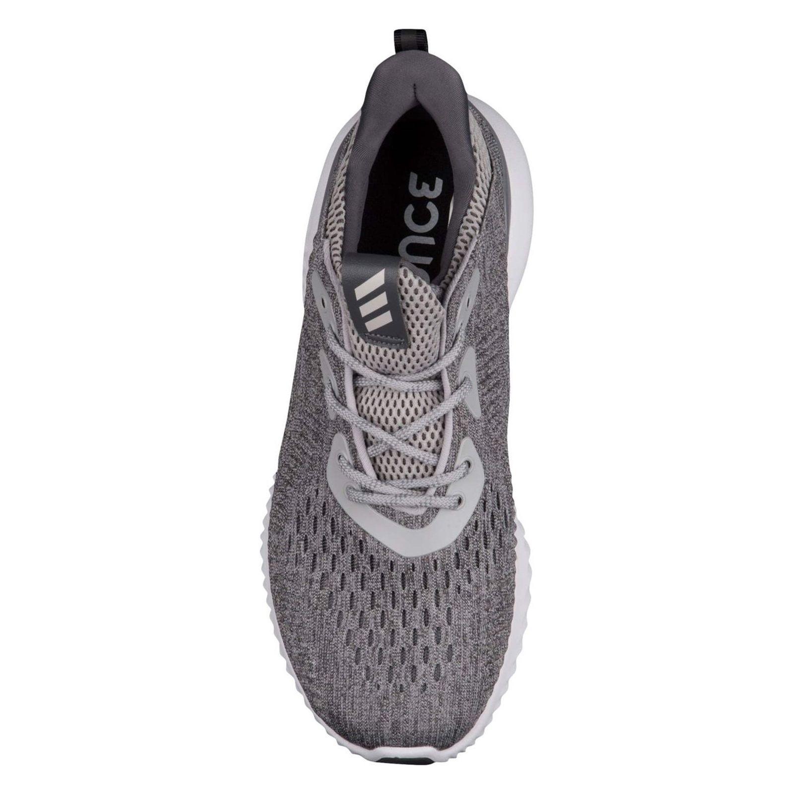 کفش مخصوص دویدن زنانه آدیداس مدل BW1194 - طوسی - 2